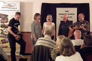 Hungry Horse Folk Club